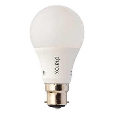 Pharox 9W B22 IRO LED Bulb (Warm White) - White