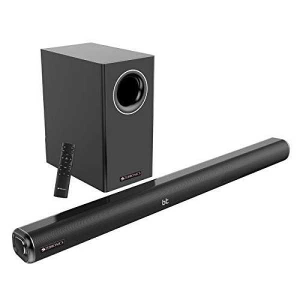 Zebronics Zeb-Jukebar 6000 DWS PRO 160W Multimedia Soundbar