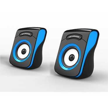 Havit HV-SK599 2.0 Channel Computer Speaker - Black