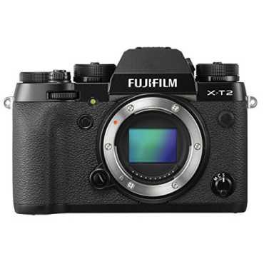 Fujifilm X-T2 Mirrorless Digital Camera (Body Only) - Grey