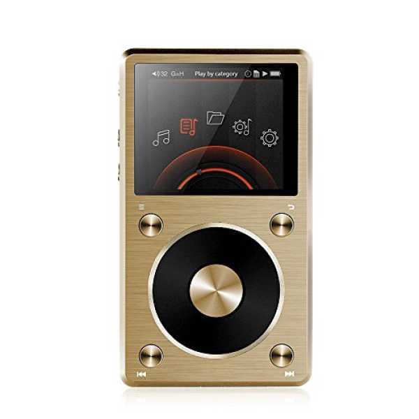 FiiO X5 128GB 2nd Generation MP3 Player
