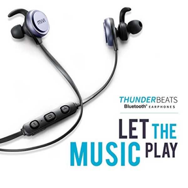 Mivi Thunder Beats Bluetooth Headset