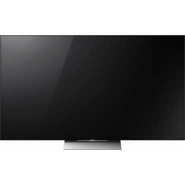 Sony Bravia KD-55X9300D 55 Inch 4k Ultra HD 3D Smart LED TV - Black