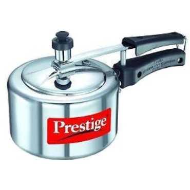 Prestige Nakshatra Plus Aluminium 1.5 L Pressure Cooker (Inner Lid)