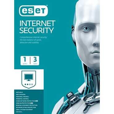 Eset Internet Security 1 PC 3 Year Antivirus