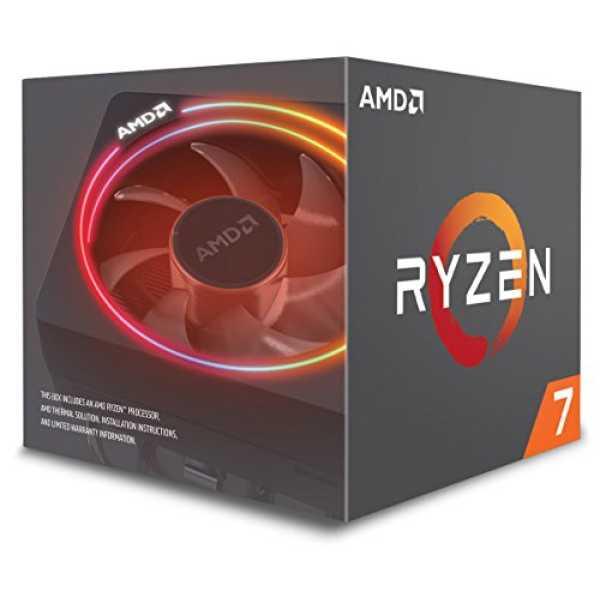 AMD (YD270XBGAFBOX) Ryzen 7 AM4 Processor