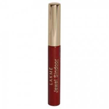Lakme  Jewel Sindoor Lip Gloss (Shade Maroon) (Set of 2)