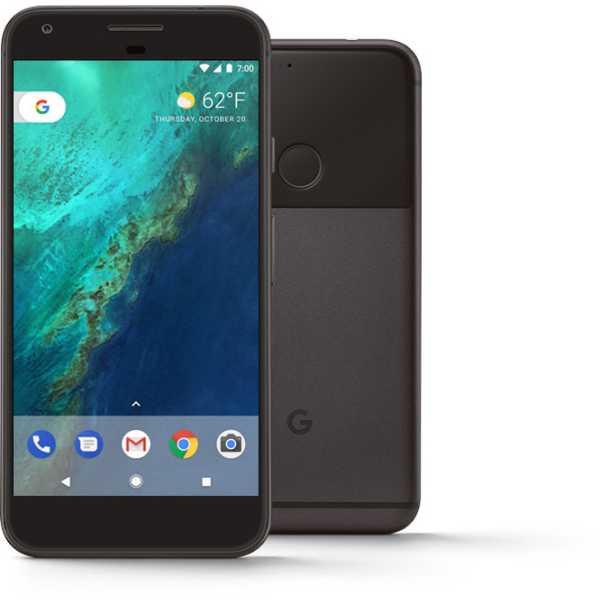 Google Pixel - Silver | Black