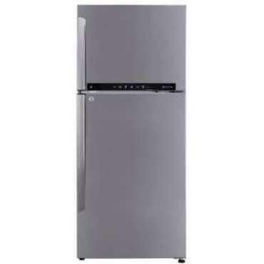 LG GL-T432FPZU 437 L 3 Star Double Door Refrigerator