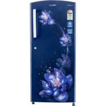 Lloyd GLDF243SSBT2PB 225 L 3 Star Inverter Direct Cool Single Door Refrigerator