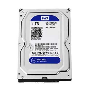 WD Blue WD10EZRZ 1TB Internal Hard Disk