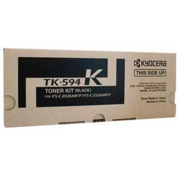 Kyocera TK-594 Black Toner Cartridge