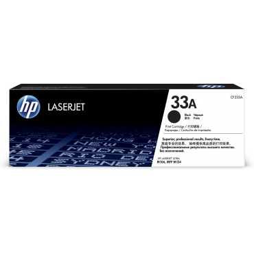 HP 33A Black Toner Cartridge