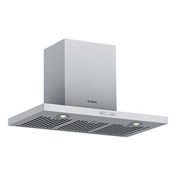 Bosch DEE936BIN Slimline Hood Chimney (90cm) - Silver