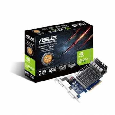 Asus GeForce GT 710 (710-2-SL-CSM) 2GB DDR3 Graphic Card - Blue