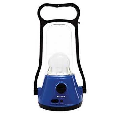 Havells Solis 2.8W Rechargeable Lantern - Blue