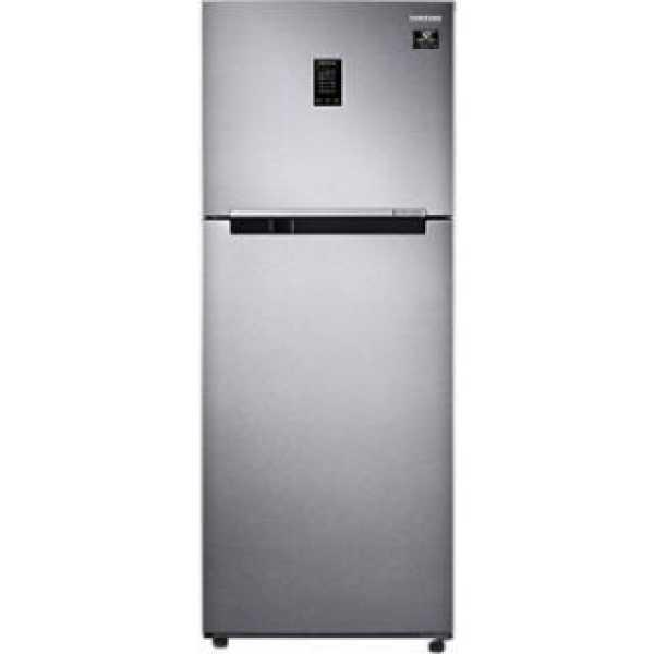 Samsung RT39A5C3ESL 386 L 3 Star Inverter Frost Free Double Door Refrigerator