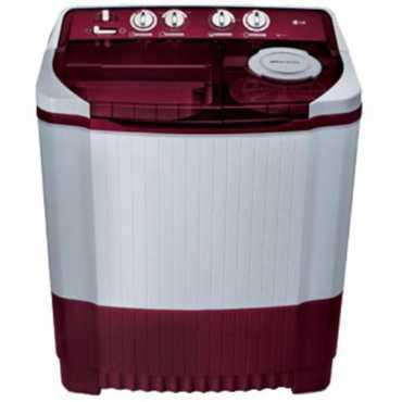 LG P8053R3SA 7kg Semi Automatic Washing Machine - Red