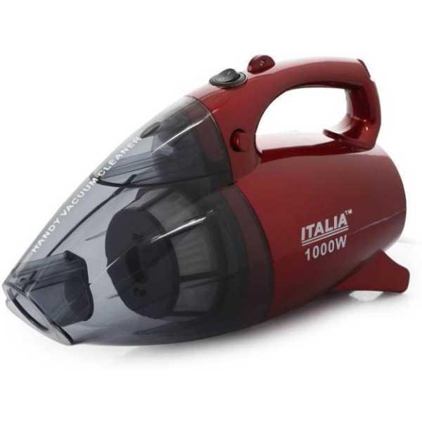 Italia IVC-782MV 1000 W Dry Vacuum Cleaner - Red