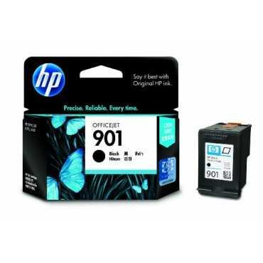 HP 901 Black Ink Cartridge - Black
