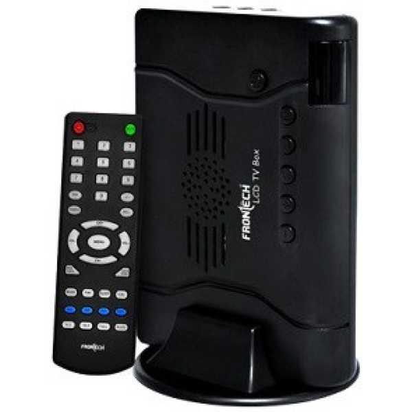 Frontech Jil-0622 Lcd Tv Tuner - Black