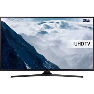 Samsung 50KU6000 50 Inch Ultra HD 4K Smart LED TV - Black