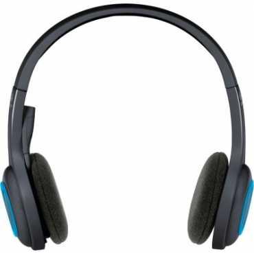 Logitech H600 Wireless Headset - Black