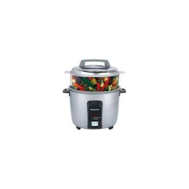 Panasonic SR-Y18FHS 4.4 L Rice Cooker - Silver