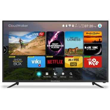 Cloudwalker Cloud TV 43SU 43 Inch Ultra HD 4K Smart LED TV