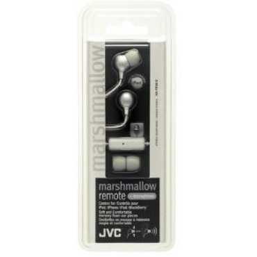 JVC HAFR36R Marshmallow Inner Ear Headset