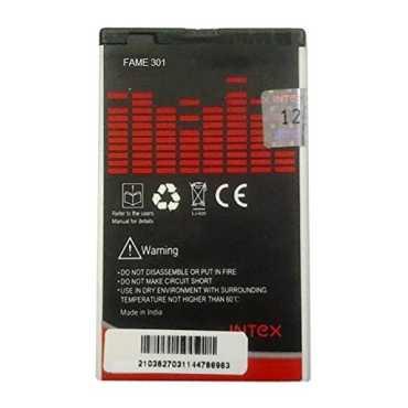 Intex Fame 301 1000mAh Battery