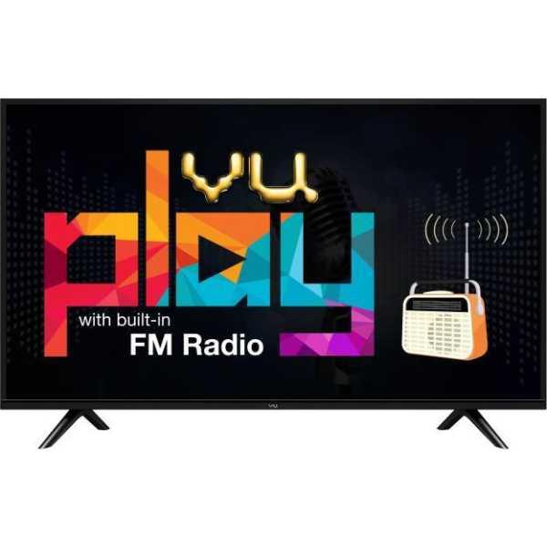 Vu (32BFM) 32 inch HD Ready LED TV