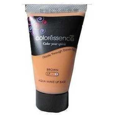 Coloressence Aqua Makeup Base Foundation (Brown)