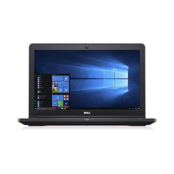 Dell Inspiron 15 5577 Notebook - Black
