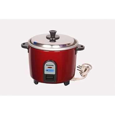 Panasonic SR-WA18(Z) 1.8L Electric Rice Cooker - Red
