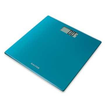 Salter 9069 Digital Weighing Scale - Blue | Beige