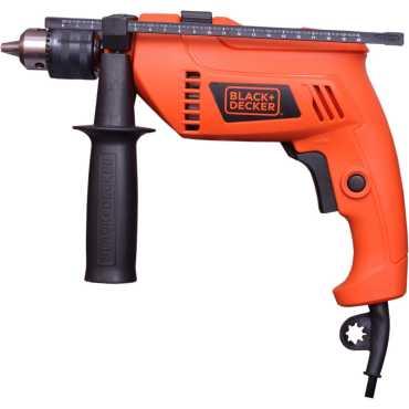 Black & Decker HD555 550W Hammer Drill - Black