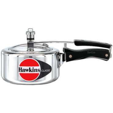 Hawkins Classic CL20 2 Litres Pressure Cooker Aluminium Inner Lid