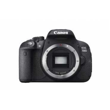 Canon EOS 700D (Body Only) DSLR - Black