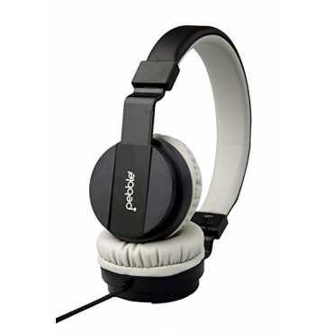 Pebble Echo Stereo Headset - Black