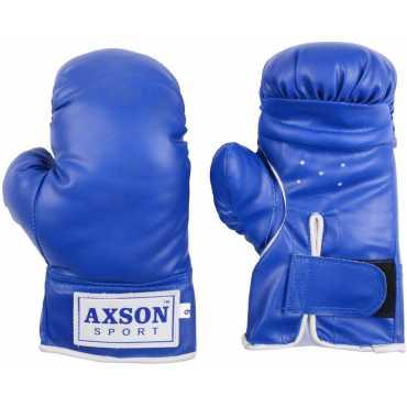 Axson Unisex PVC Leather Boxing Gloves 14 Oz