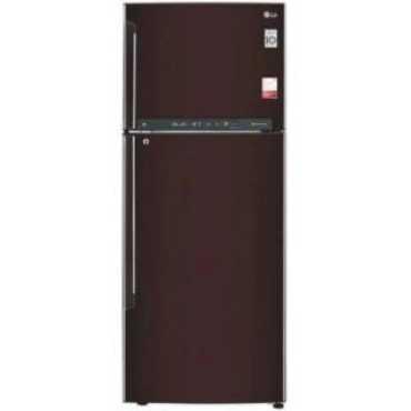 LG GL-T502FRS3 471 L 2 Star Inverter Direct Cool Double Door Refrigerator