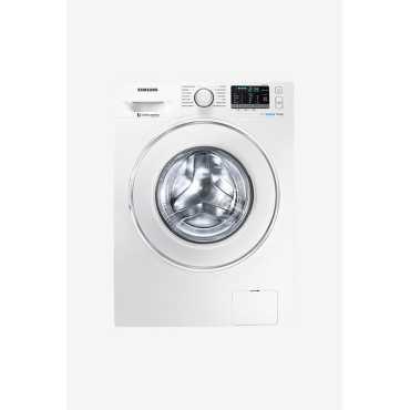 Samsung WW80J5210IW/TL 8Kg Fully Automatic Washing Machine - White