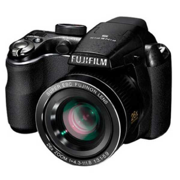 Fujifilm FinePix S3300 - Black