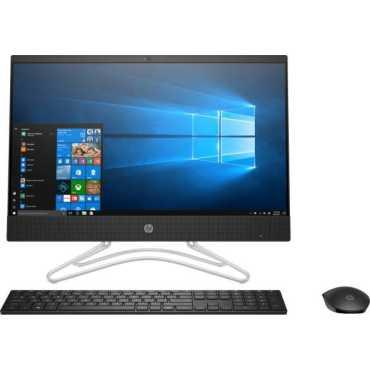 HP 22C0015IN Core i5 4GB 1TB Win10 All in One Desktop