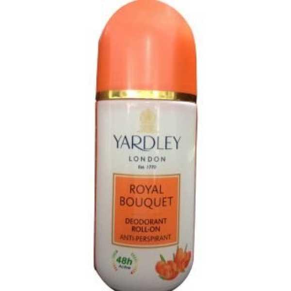Yardley London Royal Bouquet Deodorant Roll-On