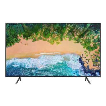 Samsung 49NU7100 49 Inch 4K Ultra HD Smart LED TV - Black