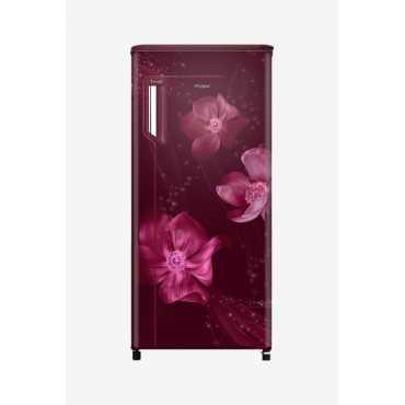 Whirlpool 260 IMFRESH PRM 245 L 3 Star Single Door Refrigerator (Wine Magnolia-E)