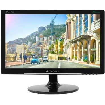 Zebronics ZEBA19HD 19 Inch LED Monitor