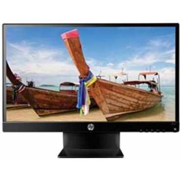 HP 22vx 21.5 inch LED Backlit Monitor - Black